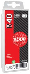 RODE Racing Glider Red 0...-5°C, 180g