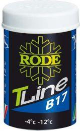 RODE Top Line Grip wax B17, -4°...-12°C, 45g