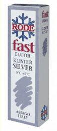 RODE Fluoro Klister Silver  +5°...0°C, 60g