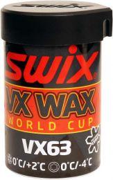 SWIX VX63 World Cup Fluor +2°...0°C/0°...-4°C, 45g