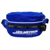 Holmenkol LED Thermo Bottle Bag blue, 1 lt