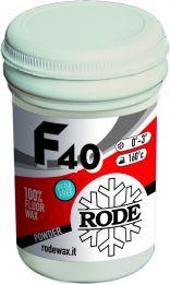 RODE F40 Powder 0...-3°C, 30g